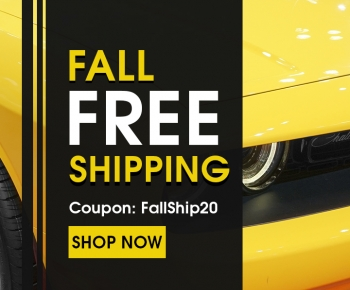 Fall Free Shipping