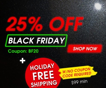 25 Off Black Friday