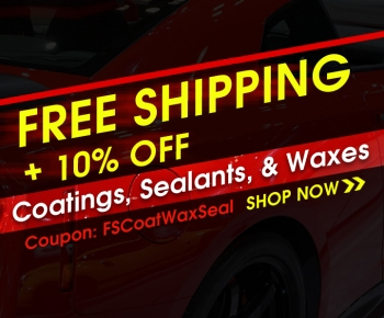 Free Shipping  10 Off Coatings Sealants and Waxes