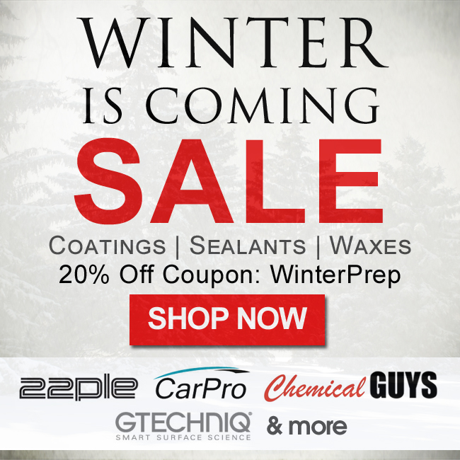 Winter Is Coming Sale