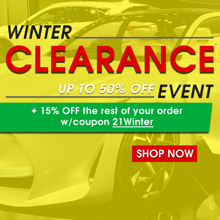 Winter Clearance Event Up To 50% Off + 15% off the rest of your order w/coupon 21Winter - Shop Now