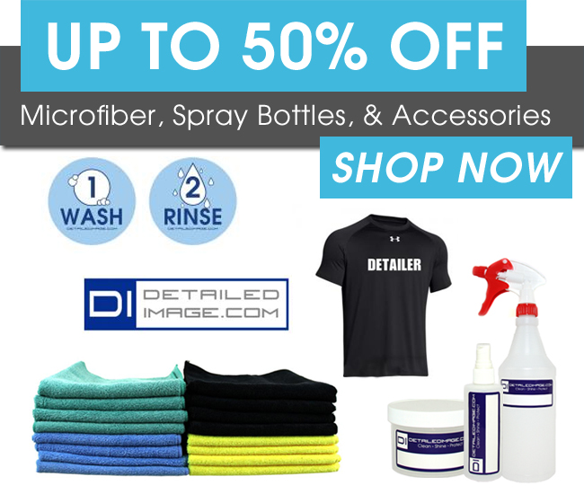 Up To 50% Off Microfiber, Spray Bottles, & Accessories - Shop Now
