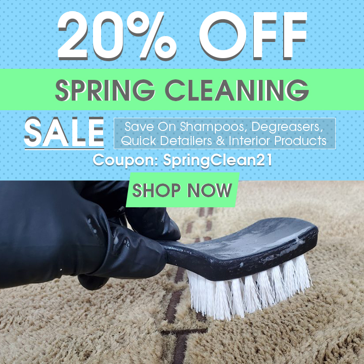 20% Off Spring Cleaning Sale