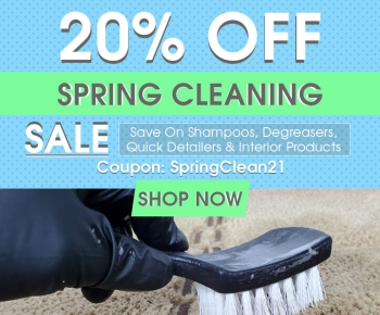 20 Off Spring Cleaning Sale