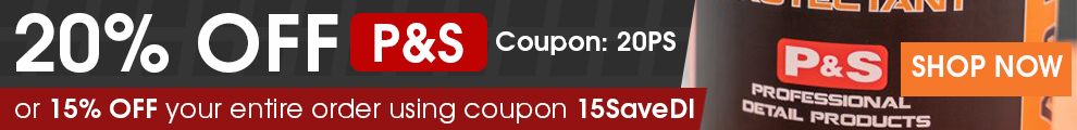 20% Off P&S - Coupon 20PS  or 15% off your entire order using coupon code 15SaveDI - Shop Now