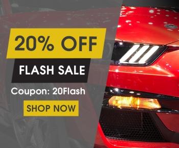 20 Off Flash Sale