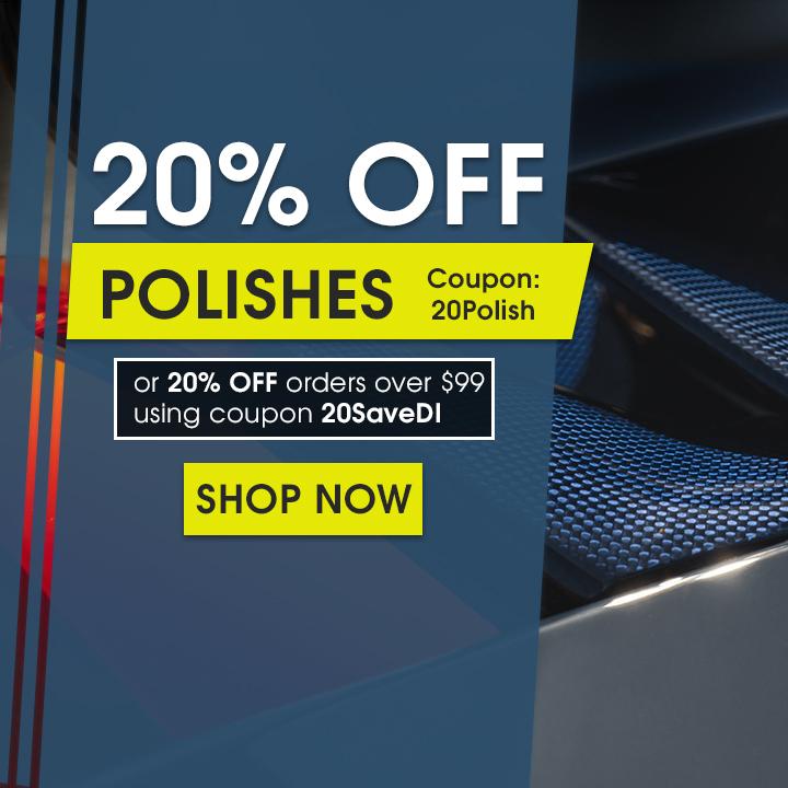 20% Off Polishes Coupon 20Polish or 20% Off Orders Over $99 Using Coupon 20SaveDI - Shop Now