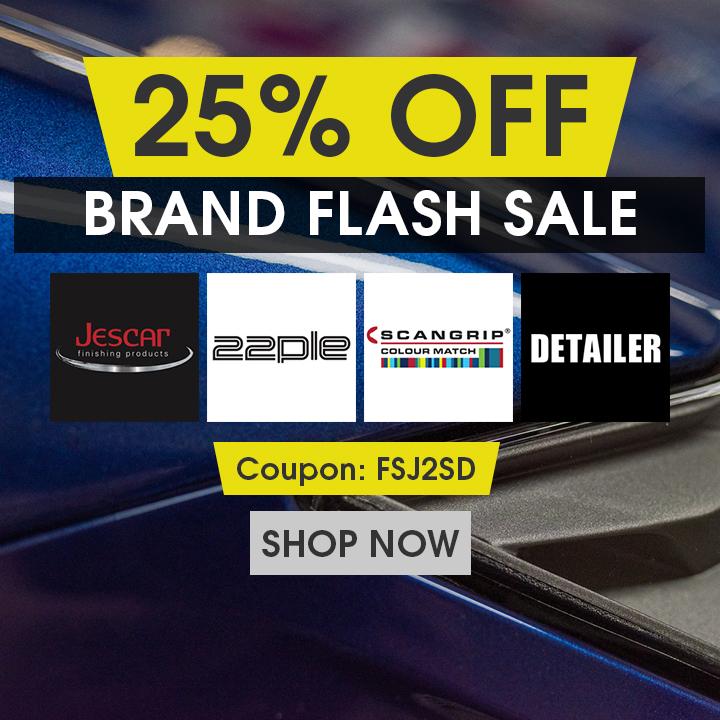 25% Off Brand Flash Sale - Jescar - 22PLE - Scangrip - Detailer - Coupon FSJ2SD - Shop Now