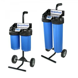 CR Spotless Rolling Water De-ionizer Systems - 300 Gallons