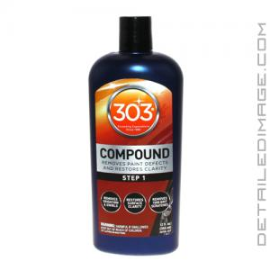 303 Automotive Compound Step 1 - 12 oz