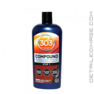 303 Automotive Compound Step 1 - 12 oz