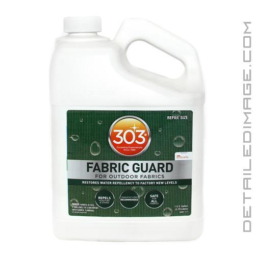 303 Fabric Guard 128 Oz Free Shipping Available