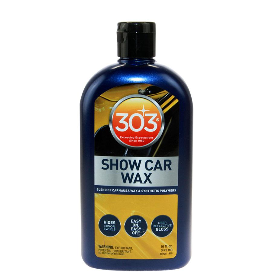 Optimum Car Wax: 303 Show Car Wax - 16 Oz