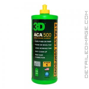 3D ACA 500 X-tra Cut Compound - 32 oz