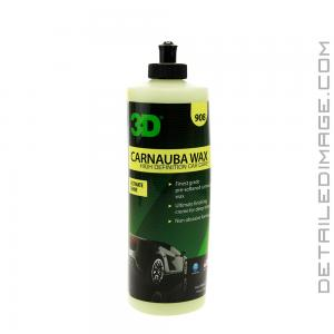 3D Carnauba Wax - 16 oz