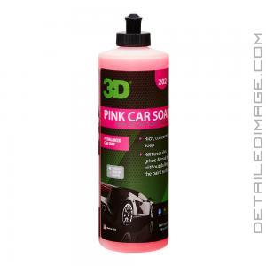 3D Pink Car Soap - 16 oz