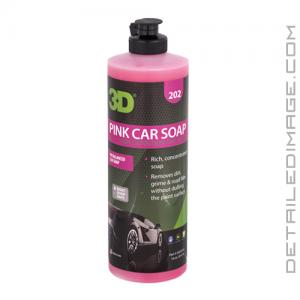 3D Pink Car Soap - 16 oz