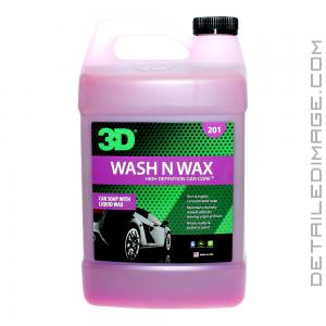 3D Wash N Wax - 128 oz