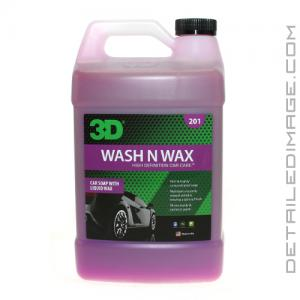 3D Wash N Wax - 128 oz