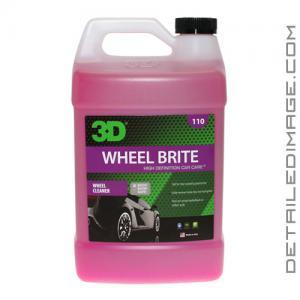 3D Wheel Brite - 128 oz