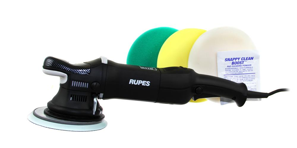 Rupes BigFoot Polisher Mark II 21 Starter Kit