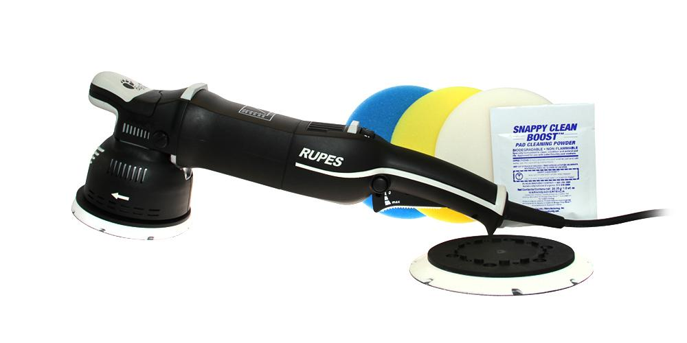 Rupes BigFoot Mille LK900E Starter Kit