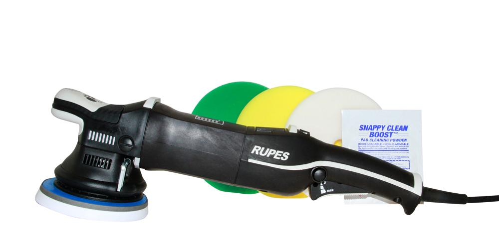 Rupes BigFoot Polisher Mark III 15 Starter Kit