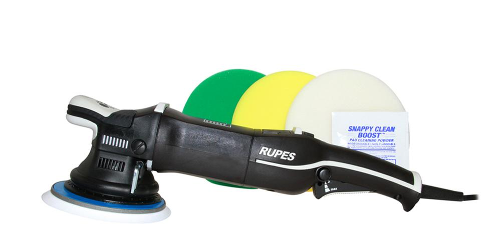 Rupes BigFoot Polisher Mark III 21 Starter Kit