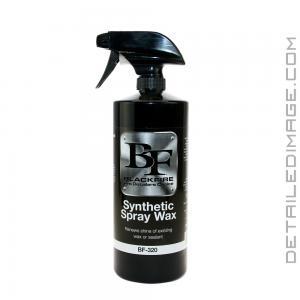 Blackfire Synthetic Spray Wax - 32 oz