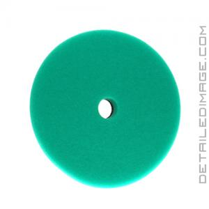 Buff and Shine Low-Pro Green Extreme Cutting Foam Pad - 5.5""
