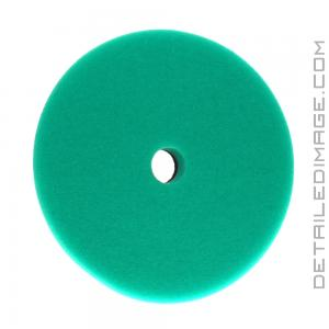 Buff and Shine Low-Pro Green Extreme Cutting Foam Pad - 6.5""