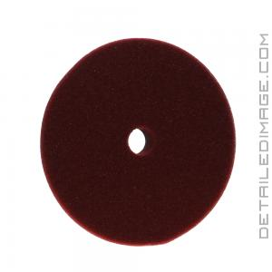 Buff and Shine Low-Pro Maroon Polishing Foam Pad - 5.5""