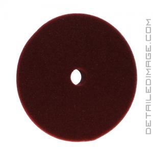 Buff and Shine Low-Pro Maroon Polishing Foam Pad - 6.5""