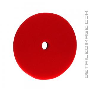 Buff and Shine Low-Pro Red Finishing Foam Pad - 5.5""