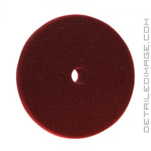 Buff and Shine Uro-Tec Maroon Medium Cutting Foam Pad - 6""