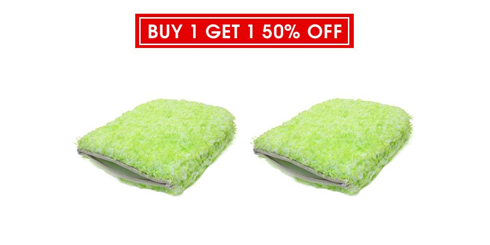 Buy 1 Get 1 50% Off Green Monster Hybrid Car Wash Mitt