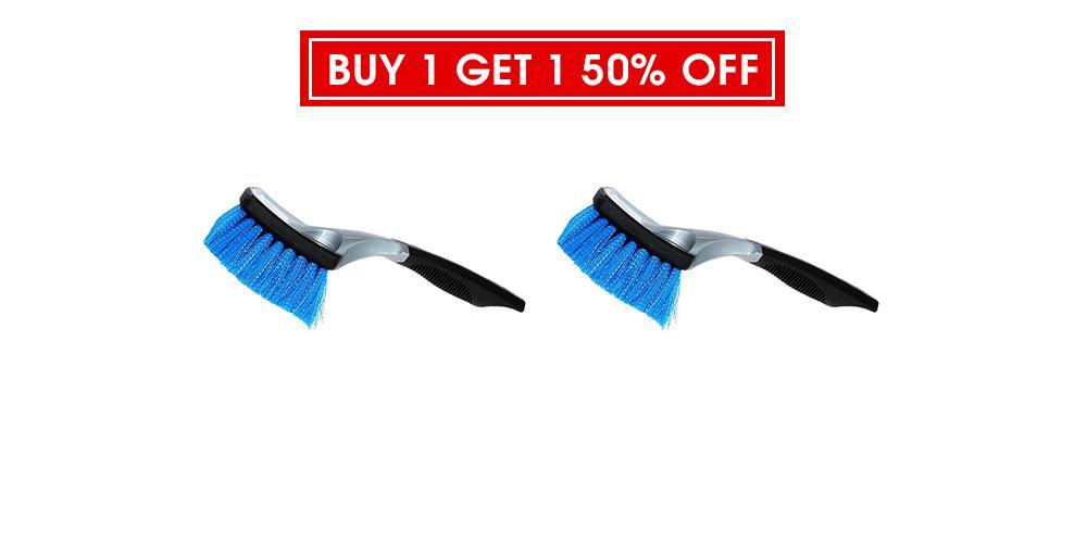 Buy 1 Get 1 50% Off Pro Series Wheel Brush - Firm
