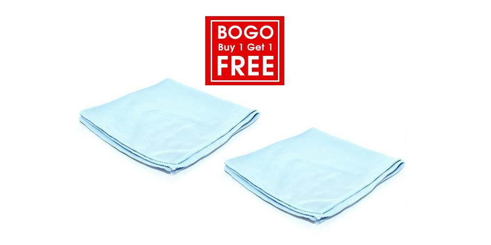 Buy 1 Get 1 Free Glass Polishing Towel