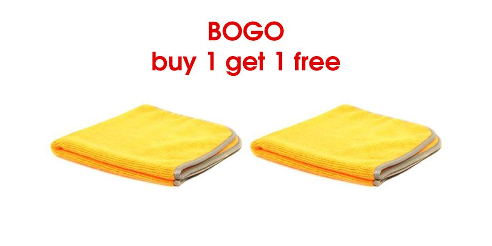 Buy 1 Get 1 Free Premium All Purpose Towel