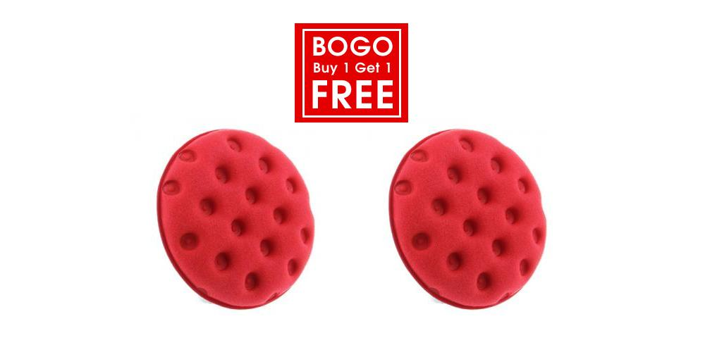 Buy 1 Get 1 Free Red Foam Applicator Pad