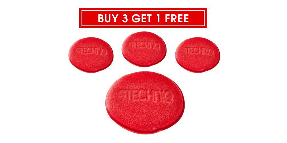 Gtechniq Buy 3 Get 1 Free AP3 Dual Layered Soft Foam Applicator