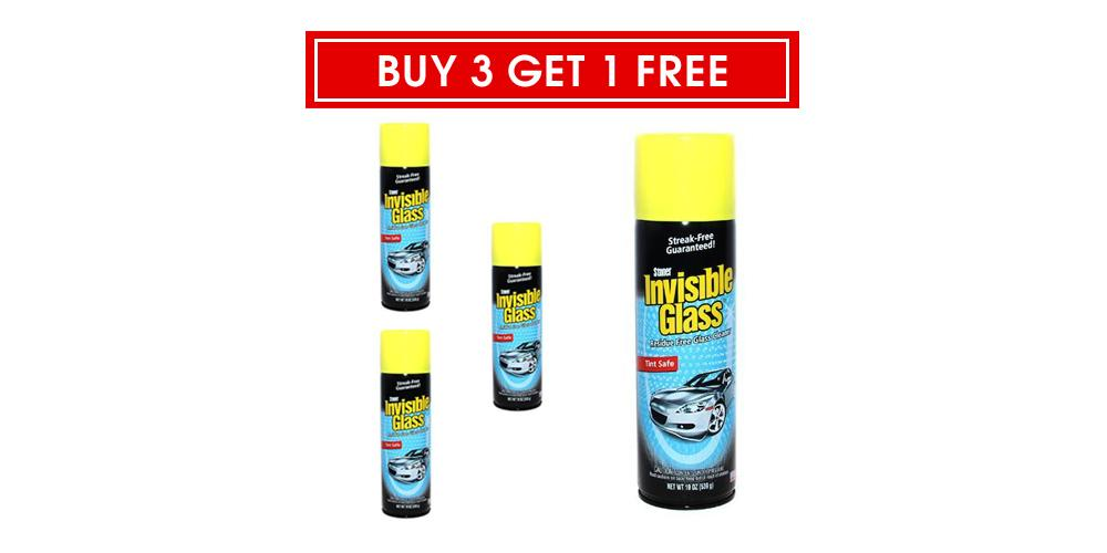 Stoner Buy 3 Get 1 Free Invisible Glass