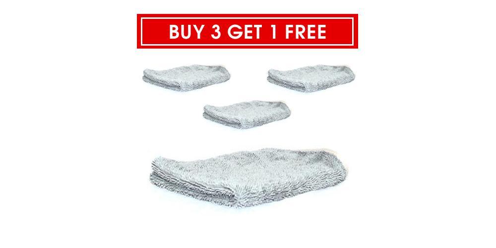Buy 3 Get 1 Free Terry Weave Towel