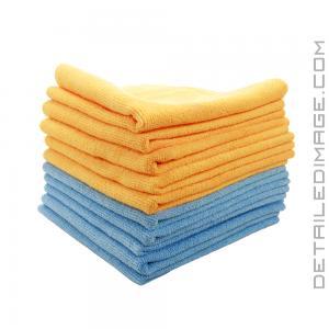 """CarPro 2 Face No Lint Microfiber Towel 10 Pack - 16"""" x 16"""""""