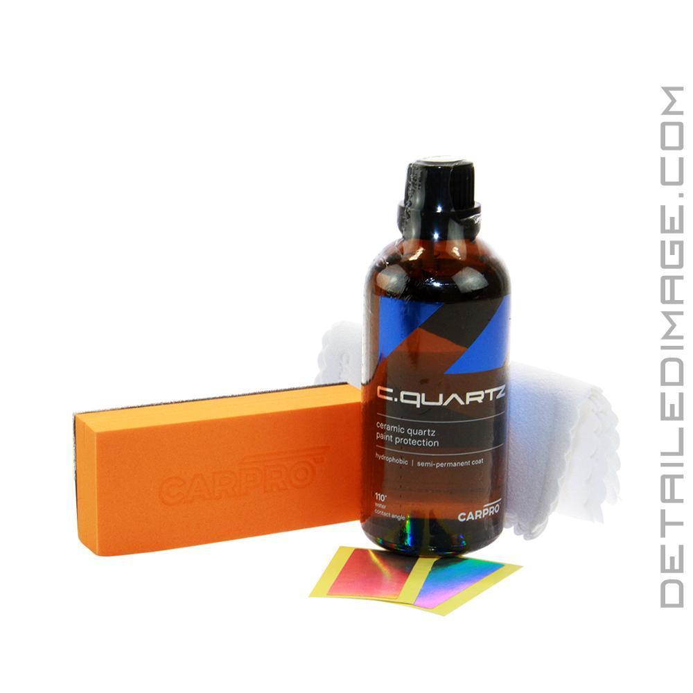 Carpro Cquartz Ceramic Quartz Paint Coating 100 Ml Kit Free Shipping Available Detailed Image