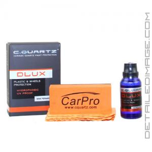 CarPro DLUX Plastic and Wheel Coating - 30 ml