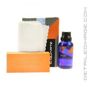 CarPro DLUX Plastic and Wheel Coating - 30 ml