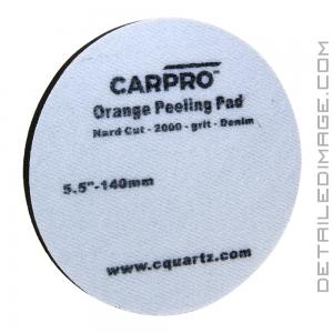 CarPro Denim Orange Peel Removal Pad - 5.25""