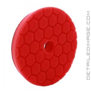 """Chemical Guys Hex-Logic Quantum Buffing Pad Red - 5.5"""""""