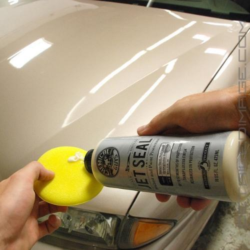 chemical guys jetseal sealant 16 oz free shipping. Black Bedroom Furniture Sets. Home Design Ideas